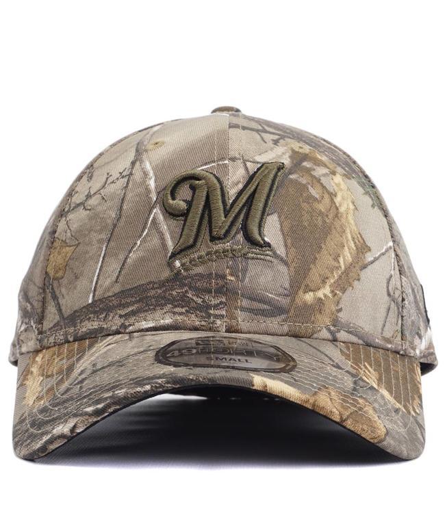 New Era Milwaukee Brewers RealTree® 49Forty Hat - Camo - MODA3 7c832f6fa8c