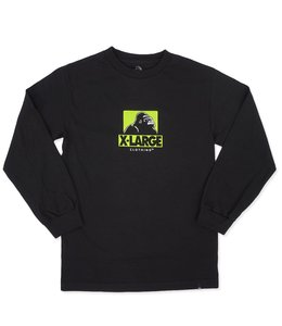 X-LARGE CUTOUT OG LONG SLEEVE TEE