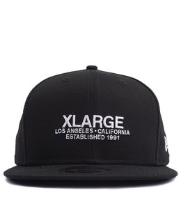X-LARGE ESTABLISHED HAT