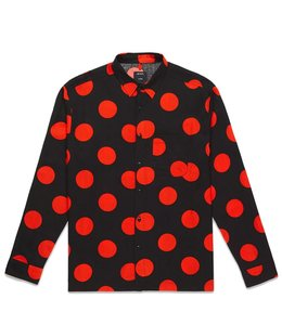 10.DEEP GINZA LONG SLEEVE BUTTON UP