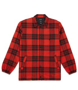 10.DEEP FLANNEL COACH'S JACKET