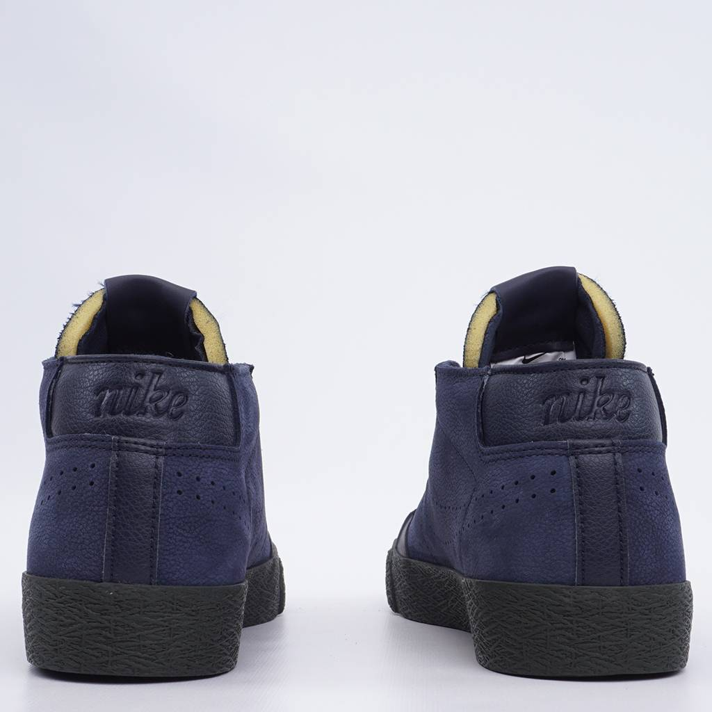 6489bcc70ca46 Nike SB Zoom Blazer Chukka XT Shoes - Obsidian Obsidian