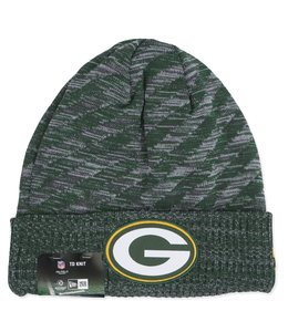 NEW ERA PACKERS TOUCH DOWN KNIT