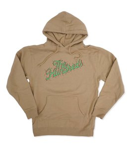 THE HUNDREDS SLANT CRACK PULLOVER HOODIE