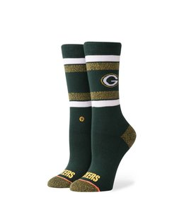 STANCE PACKERS WOMENS CLASSIC CREW SOCK