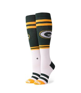 STANCE PACKERS WOMENS OVER THE CALF SOCK