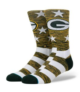 STANCE PACKERS BANNER SOCK