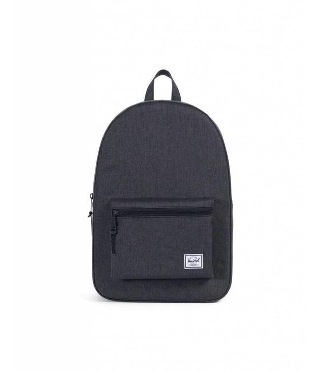 1a059fa2d3a Herschel Supply Co. Settlement Backpack - Black Crosshatch - MODA3