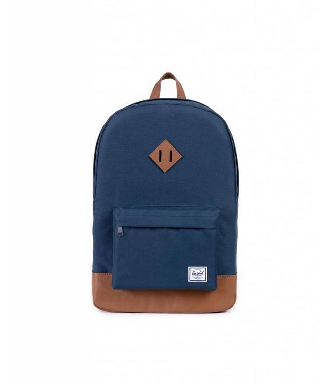 7afb426f59 Herschel Supply Co. Heritage Backpack - Navy Tan