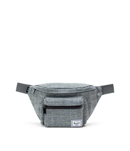 83836a1d14b Herschel Supply Co. Fifteen Hip Pack - Black Crosshatch - MODA3