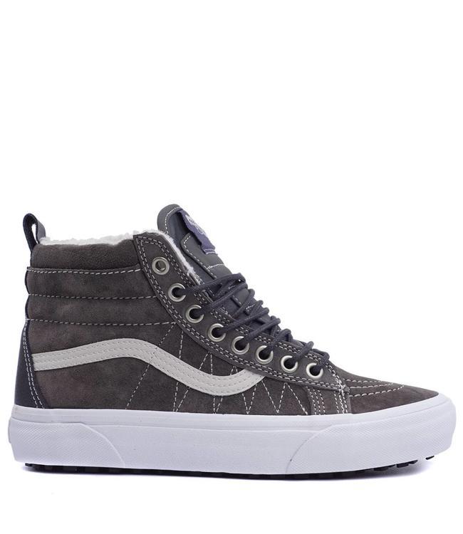 4a4a9d23d31d4f Vans SK8-Hi MTE Shoes - Pewter Asphalt