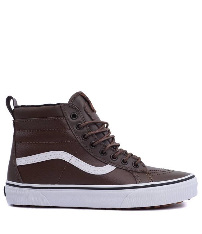 0437a1ef24 Vans SK8-Hi MTE Shoes - Rain Drum Leather