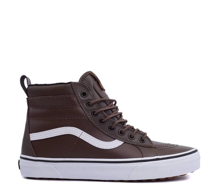 8dfb5c2a3e Vans SK8-Hi MTE Shoes - Rain Drum Leather