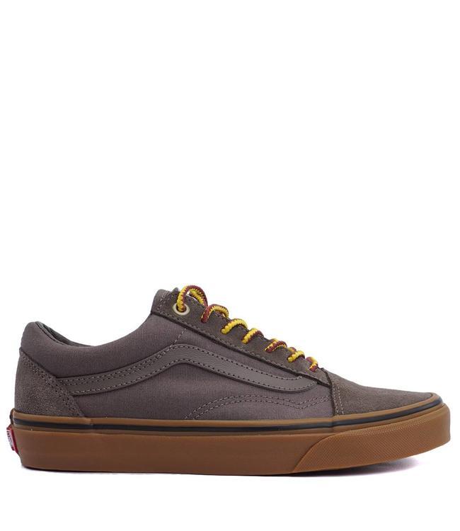 67e0016472c265 Vans Old Skool (Gum Sole) Shoes - Falcon Boot Lace