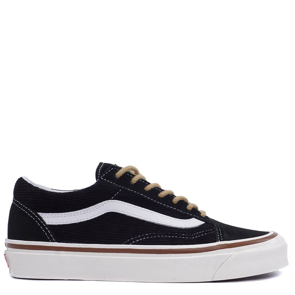1e6735feacd0 Vans Old Skool 36 DX (Anaheim Factory) Shoes - OG Black Suede ...