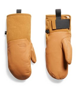 THE NORTH FACE LEATHER IL SOLO MITT