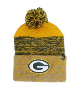 '47 BRAND PACKERS STATIC CUFF BEANIE