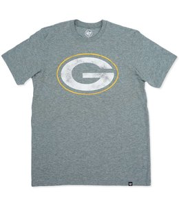 '47 BRAND PACKERS DISTRESSED IMPRINT TEE