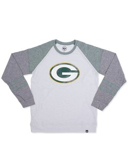 '47 BRAND PACKERS WOMEN'S CINDERBLOCK LS