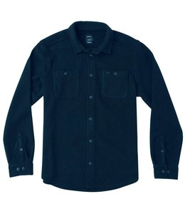 RVCA UPLIFT FLEECE SHIRT