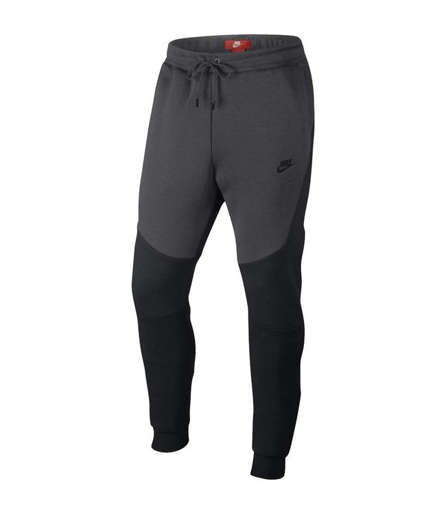 606a2f1a3c1a Nike Tech Fleece Jogger Pants - Black Anthracite