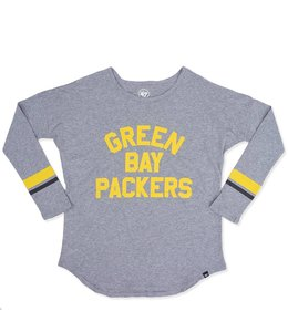 '47 BRAND PACKERS WOMEN'S LEGACY ENCORE LS