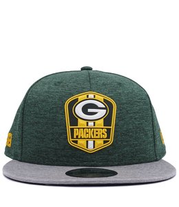 NEW ERA PACKERS SIDELINE ROAD SNAPBACK HAT