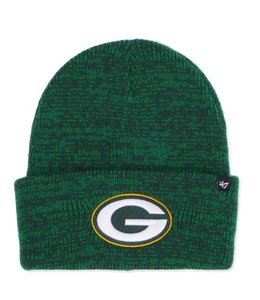 '47 BRAND PACKERS BRAIN FREEZE CUFF BEANIE