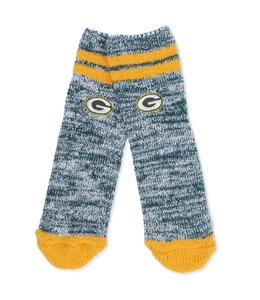 '47 BRAND '47 PACKERS WOMEN'S BALMY SOCK