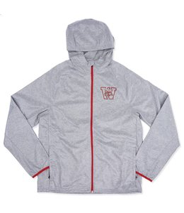 '47 BRAND BADGERS STORM RAINSHELL JACKET