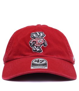 '47 BRAND BADGERS CLEAN UP HAT