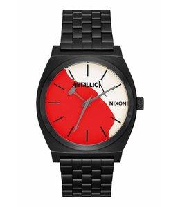 NIXON X METTALICA TIME TELLER