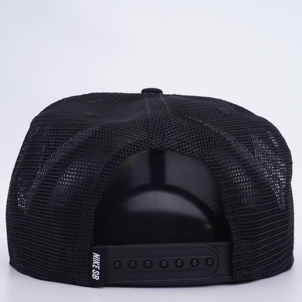 Nike SB Patch Trucker Hat - Black  ee2fde21cad