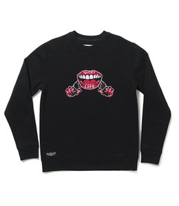 THE QUIET LIFE BEN VENOM CREWNECK