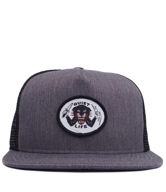 THE QUIET LIFE Venom Panther Trucker Hat