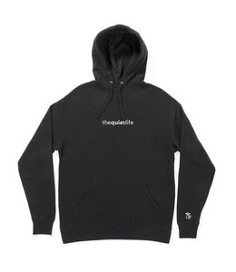 THE QUIET LIFE EMBROIDERED ORIGIN PULLOVER HOODIE