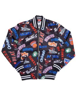 MITCHELL AND NESS EASTERN/WESTERN REVERSIBLE JACKET