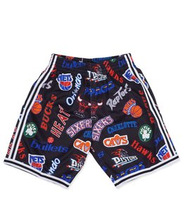 MITCHELL AND NESS ALL-OVER EASTERN SWINGMAN SHORT