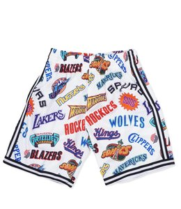 MITCHELL AND NESS ALL-OVER WESTERN SWINGMAN SHORT