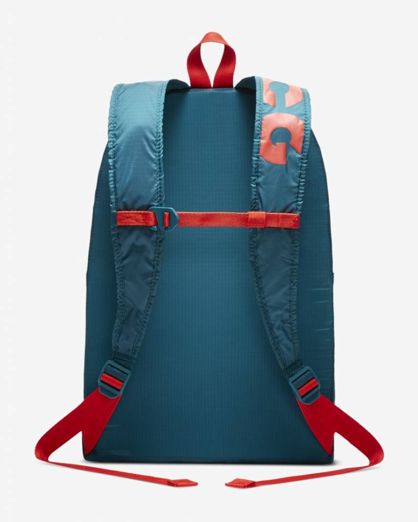 8e563ee344d Nike ACG Packable Backpack - Geode Teal Midnight Spruce Habanero Red ...