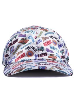 MITCHELL AND NESS ALL-OVER DAD STRAPBACK CAP