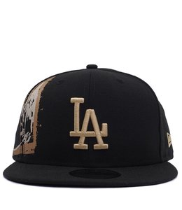 NEW ERA DODGERS BASQUIAT CROPPED CROWN SNAPBACK