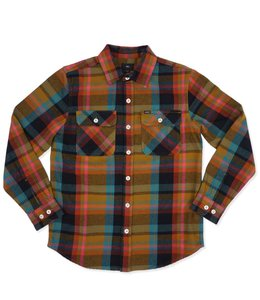 OBEY TRAPPER FLANNEL SHIRT
