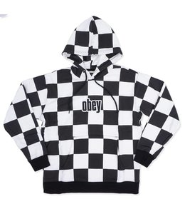 OBEY GUSTO PULLOVER HOODIE