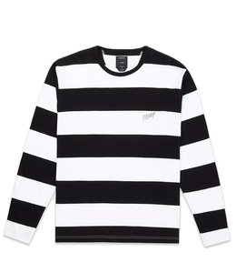 10.DEEP SOUND & FURY STRIPE LONG SLEEVE TEE
