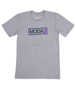 MODA3 OUTLINE LOGO TEE