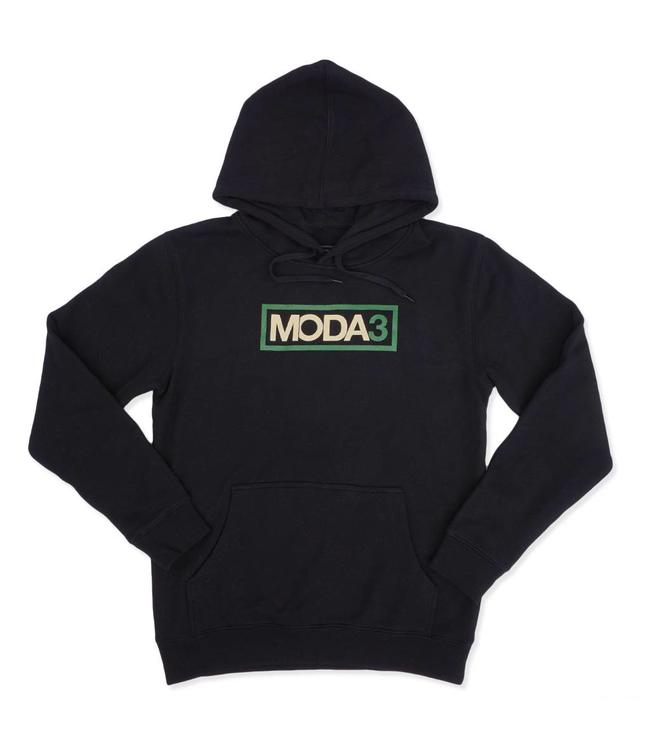 MODA3 Outline Logo Pullover Hoodie