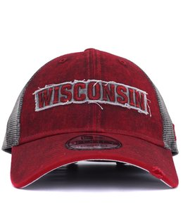 NEW ERA BADGERS TRUCKERED UP HAT