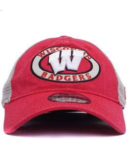 NEW ERA BADGERS PATCHED PRIDE HAT