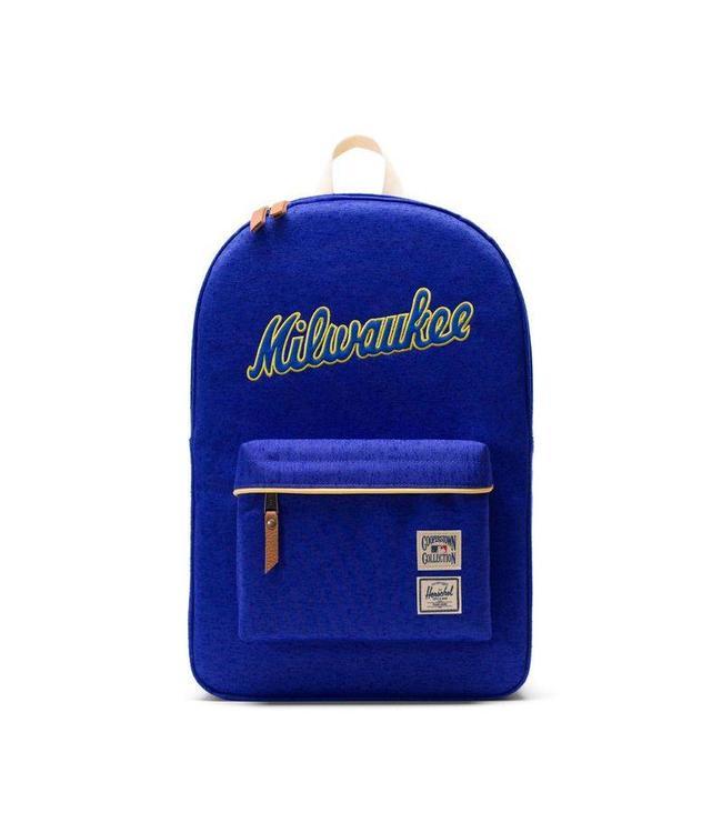 HERSCHEL SUPPLY CO. Heritage MLB Brewers Backpack